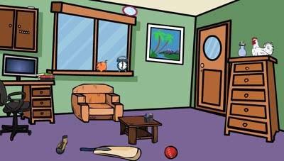 Messed Up Room Escape  1001 JUEGOS