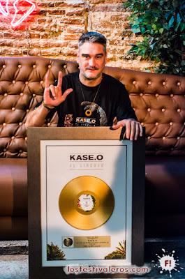 Kase.O, El Circulo, Disco de oro