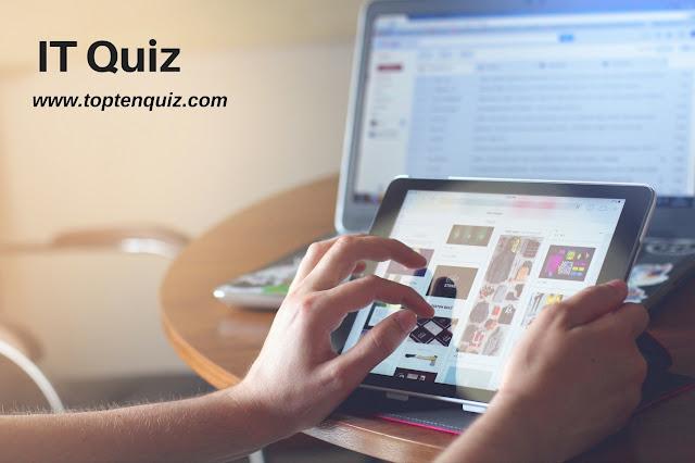 MCQ on Information Technology