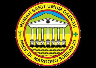 RSUD Margono Purwokerto Logo Vector