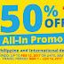 Cebu Pacific Promo 2017 Discounted Airfare
