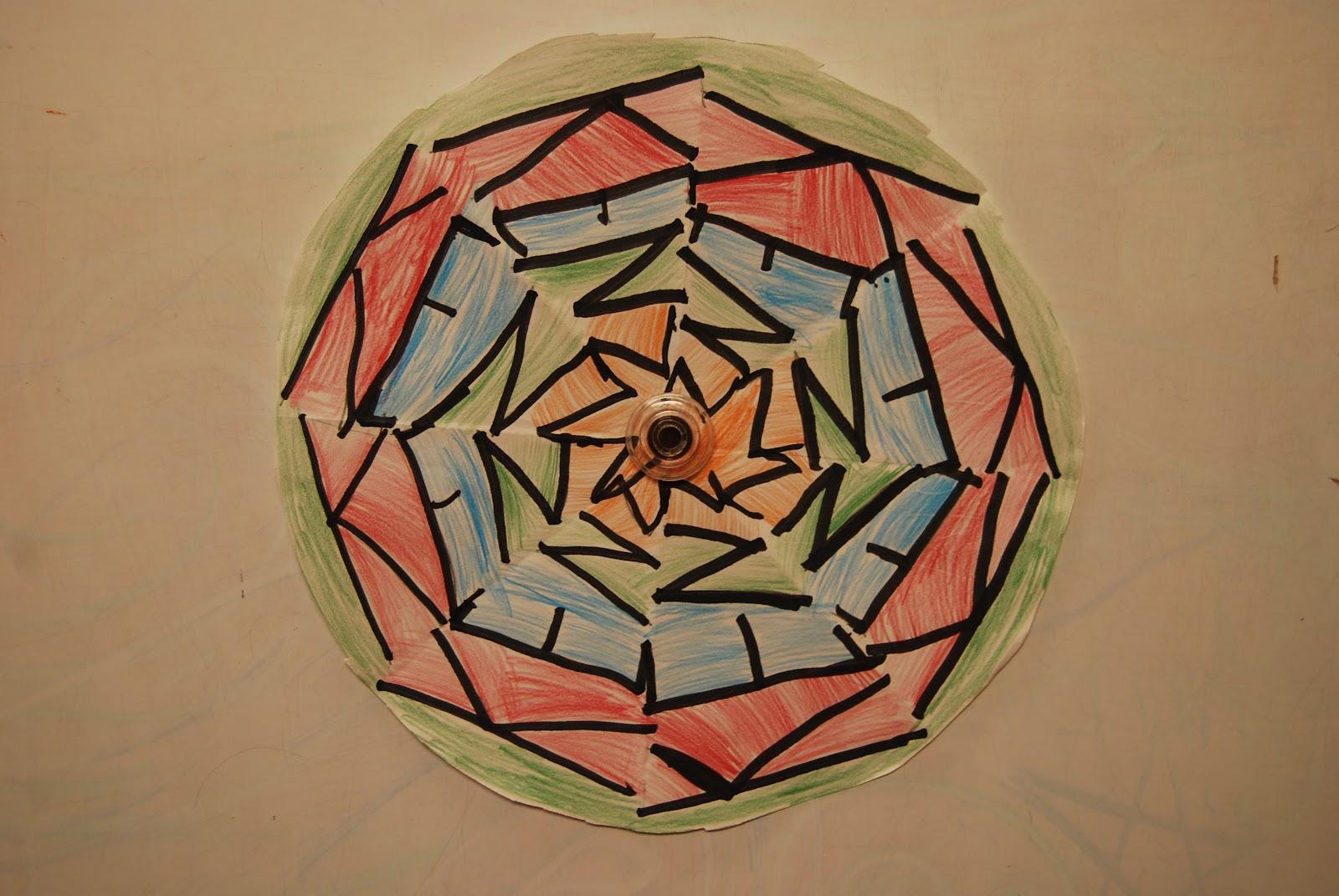 4th Grade Rotational Symmetry