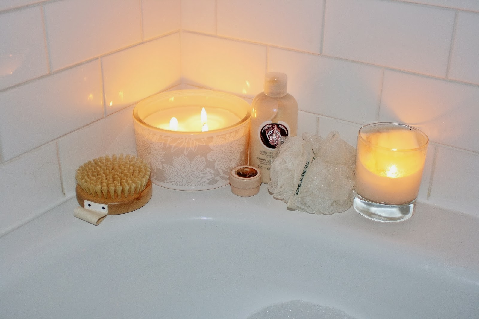 Penney Chic: Relaxing In A Bubble Bath