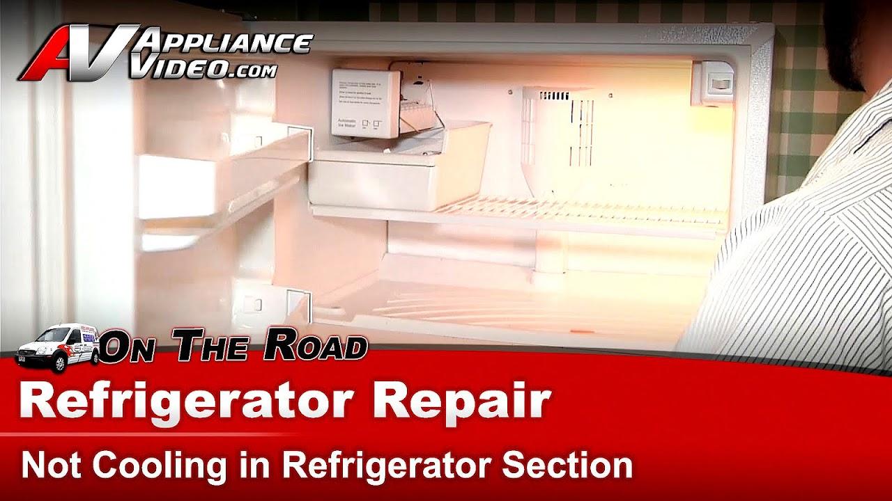 Kenmore Elite Refrigerator Not Cooling Troubleshooting