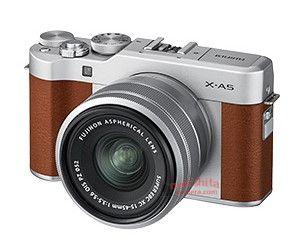 Фотоаппарат Fujifilm X-A5 с объективом XC 15-45mm