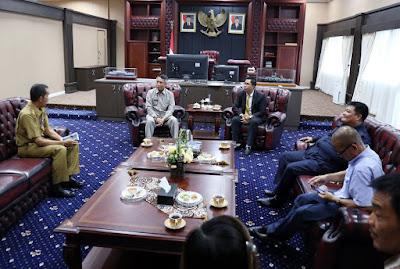 Pjs. Gubernur Didik Dijadwalkan Buka Rakerda PHRI Lampung