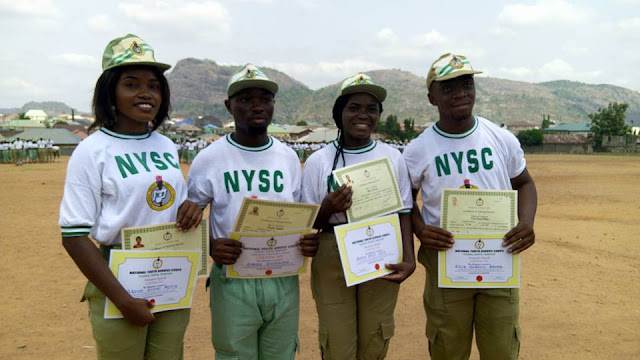 Four Corps Receives Honours Awards In FCT