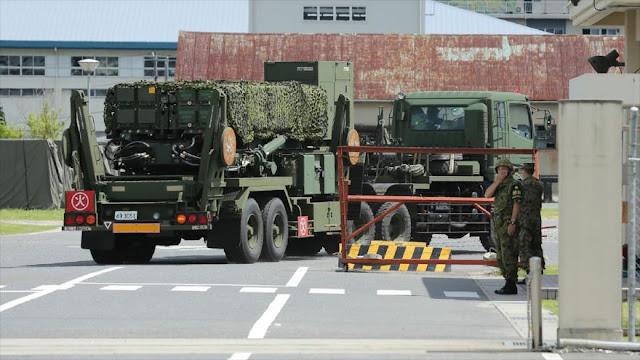 """EEUU actualiza sus Patriot ante una """"posible agresión"""" norcoreano"""