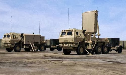 Sistem radar AN/TPQ-53