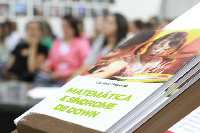 Livro Matemática e Síndrome de Down [sorteio]