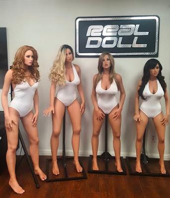 Robot sex stories