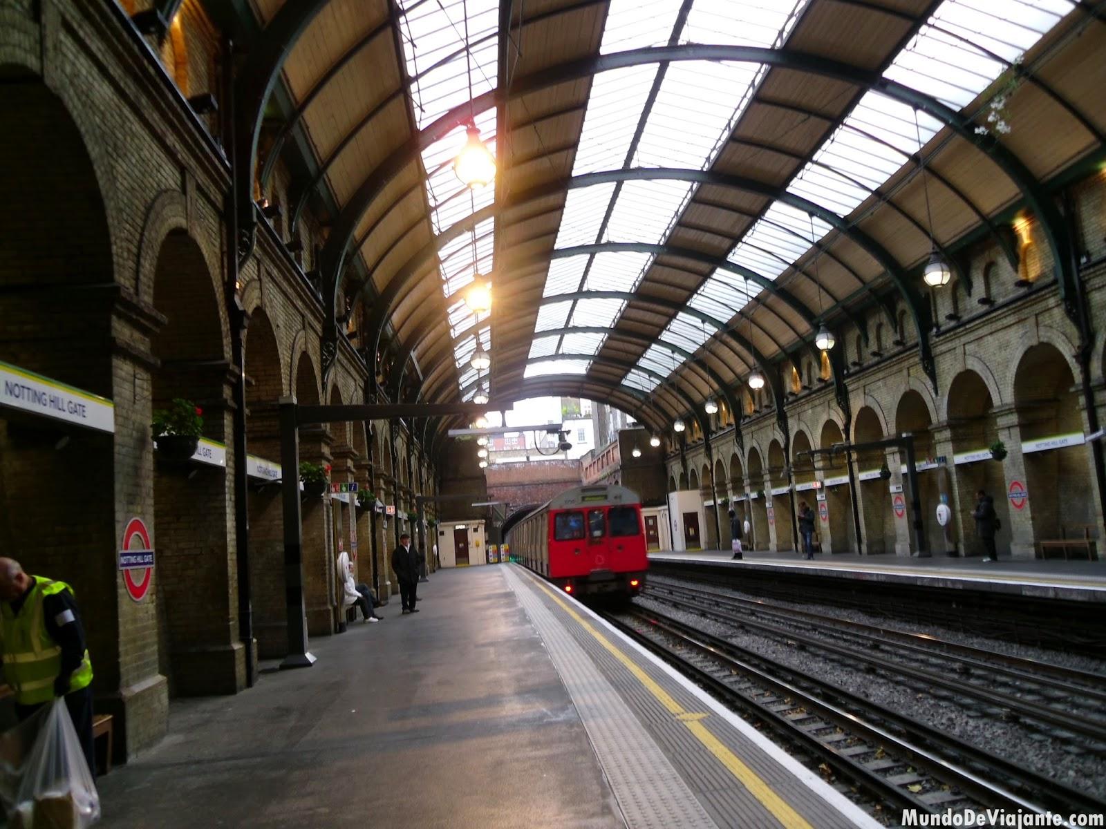 viajar barato dicas para economizar em viagens internacionais metrô de londres