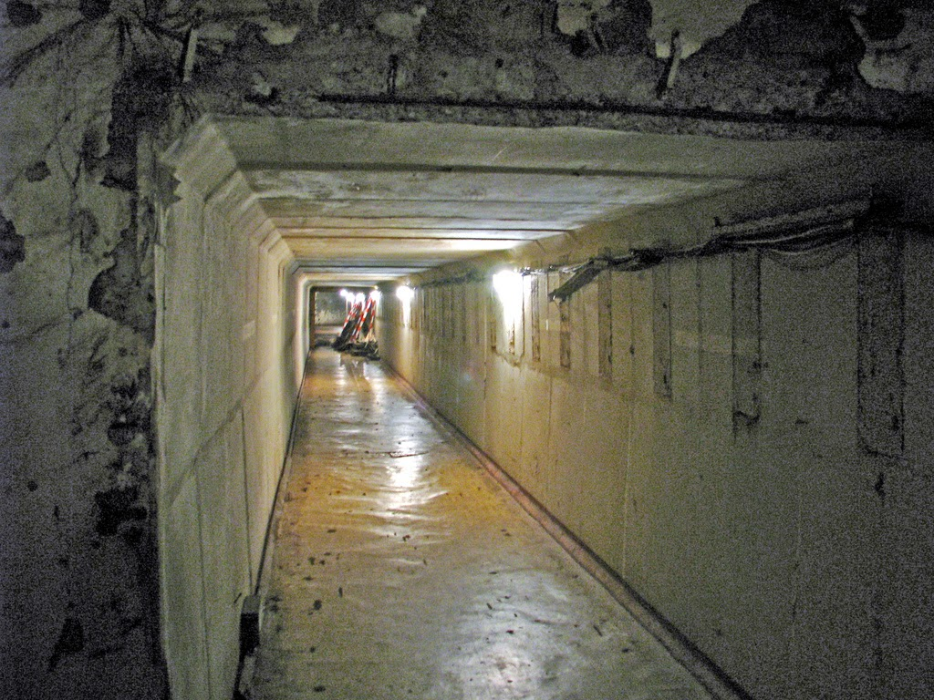 Deserted Places: Inside the Honecker nuclear bunker in Berlin