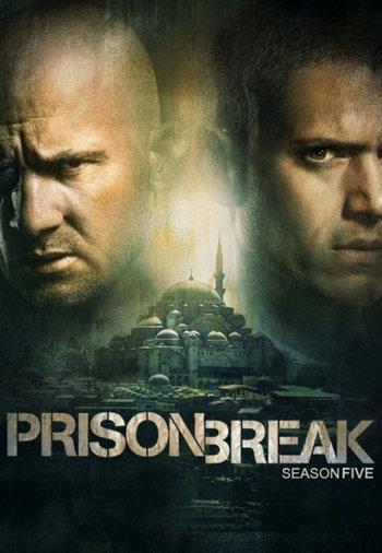 Prison Break Season 5 (2017) แผนลับแหกคุกนรก ปี 5 Ep.1-Ep.9 (End) [ซับไทย]
