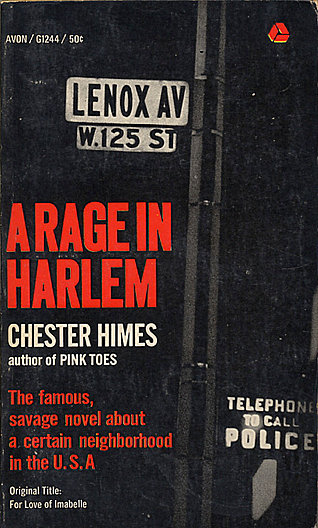 "The Rap Sheet: The Book You Have to Read: ""A Rage in Harlem,"" by"