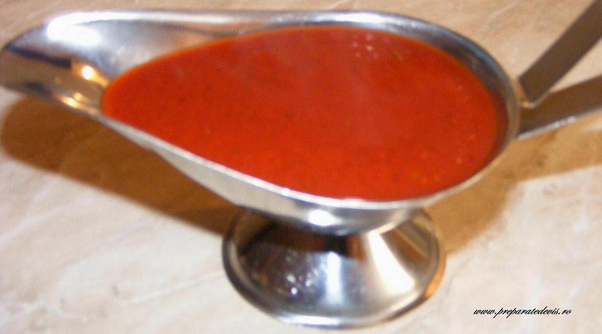 Ketchup reteta,