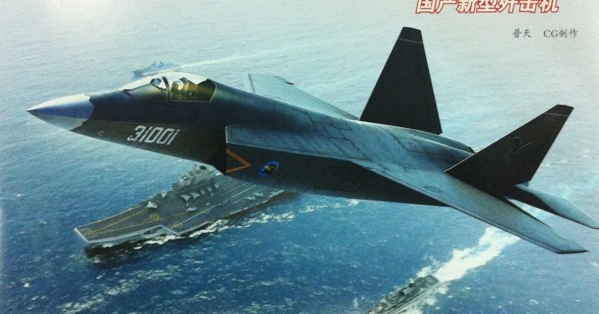 J-31/ F-60 Shen Fei (Falcon Eagle) Stealth Fighter Taking ...