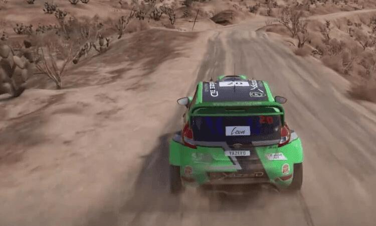 تحميل لعبة 2018 WRC 7 برابط مباشر