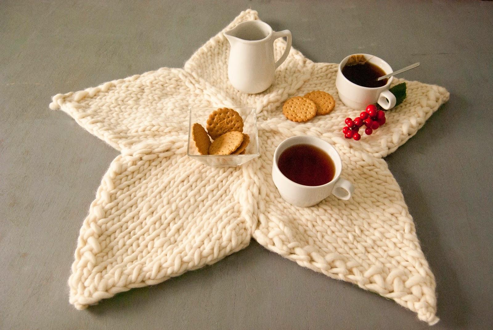 Kit navideño de We are knitters