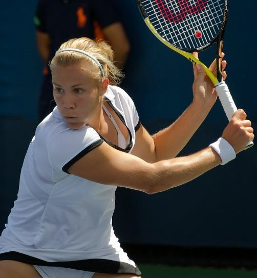 Woman Russian Tennis Players Some 38