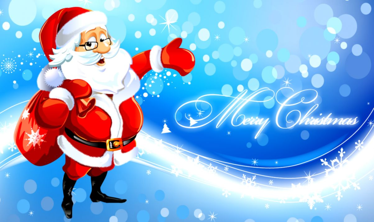 Merry Christmas Wallpaper Gold Wallpapers