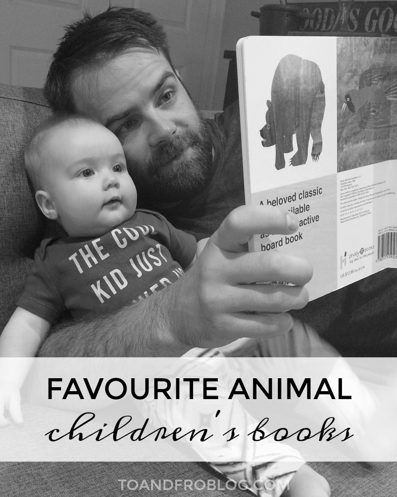 Favourite Animal Children's Books