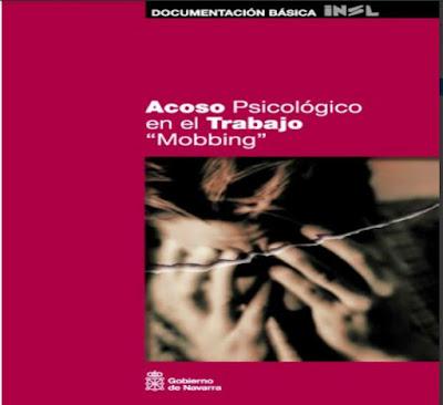 Acoso Psicológico en el Trabajo (mobbing)