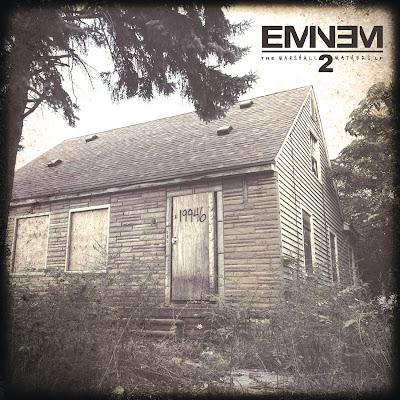 10 อันดับเพลงจากอัลบั้ม The Marshall Mathers LP 2
