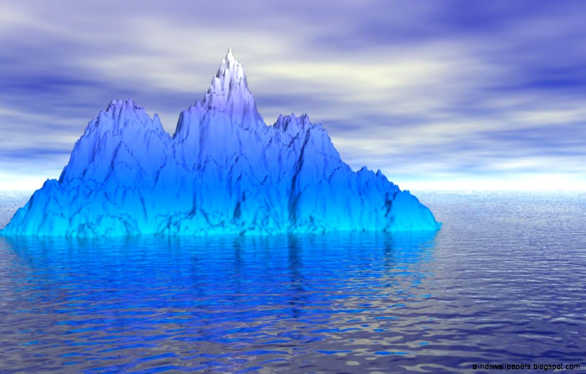 Amazing Blue Iceberg Wallpaper Download   All HD Wallpapers - photo#29