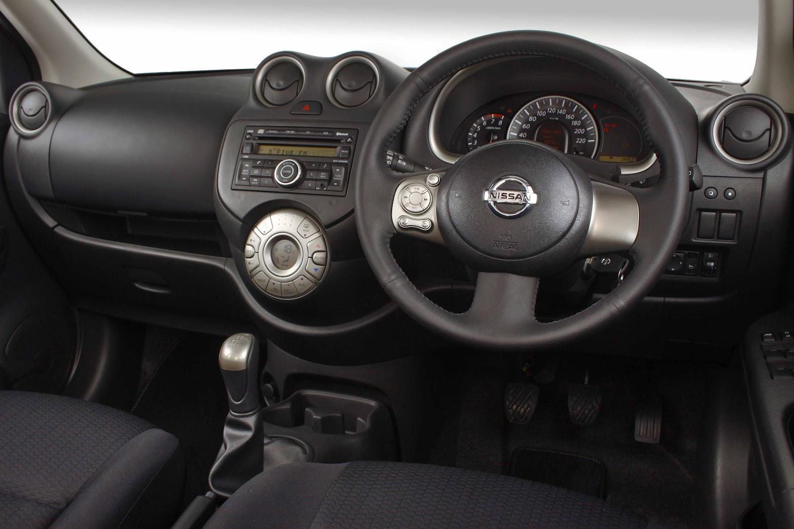 voitures et automobiles la nouvelle nissan micra 2012. Black Bedroom Furniture Sets. Home Design Ideas
