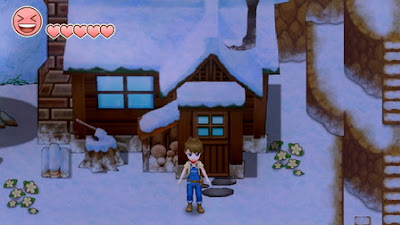 Toko Gus di Harvest Moon: Light of Hope