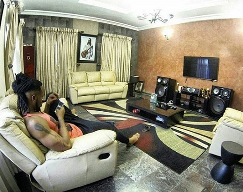 Picture of flavour nabania house
