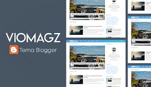 VioMagz v4.3 Premium Blogger Template
