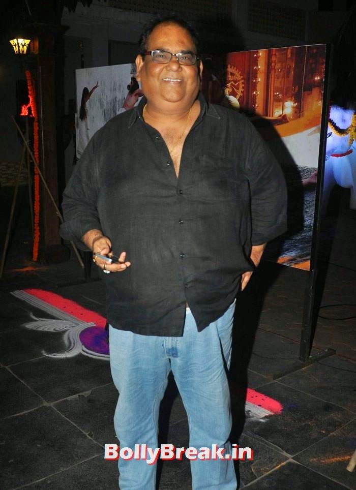 Satish Kaushik, Pics from 'Rang Rasiya' Music Launch