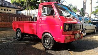 Bukalapak Mobil Antik Suzuki Pikep Truntung ST20 Taun 82 - BINTARO