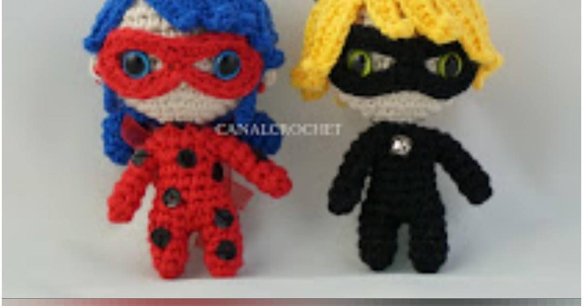 Tikki amigurumi, Ladybug amigurumi, Ladybug muñeca, Tikki muñeca ... | 630x1200