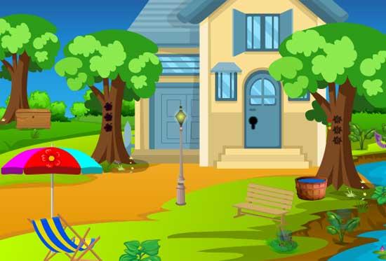 Rescue Egret Bird Game Juegos de escape Solución