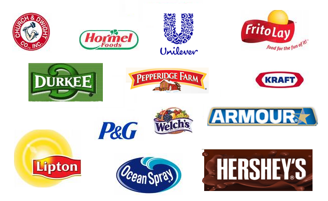Image Gallery iconic food logos