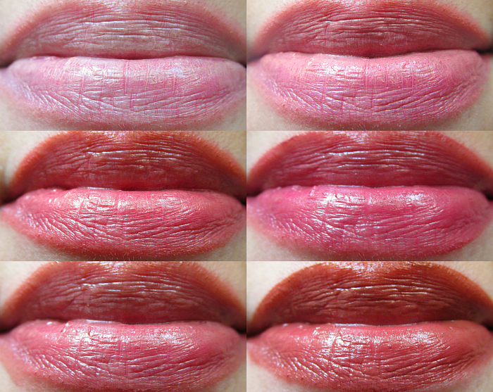 Review, Swatches & Tragebilder: L´Oréal Color Riche La Palette Lips - Nude