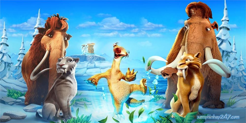 http://xemphimhay247.com - Xem phim hay 247 - Kỷ Băng Hà 2: Băng Tan (2006) - Ice Age: The Meltdown (2006)