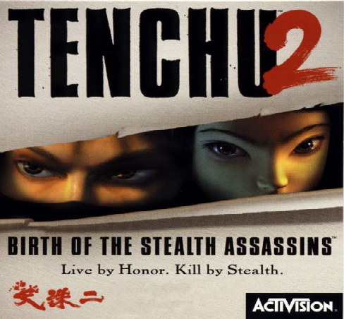 GAME PETUALANGAN NINJA TENCHU 2 BIRTH OF THE STEALTH ASSASINS
