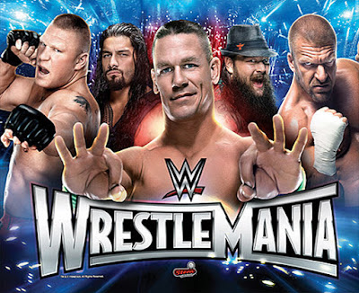 WWE Wrestlemania 32 Results