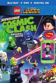 Watch Lego DC Comics Super Heroes Justice League – Cosmic Clash (2016) Online