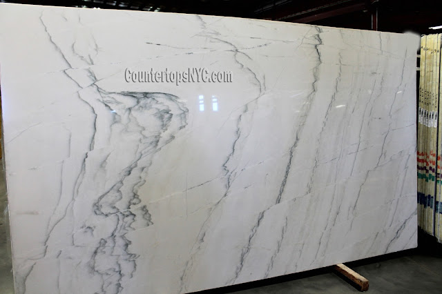 Calacatta Quartzite For Kitchen Countertops NYC