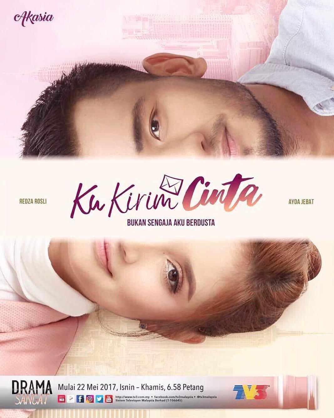 Sinopsis Drama Ku Kirim Cinta (TV3)