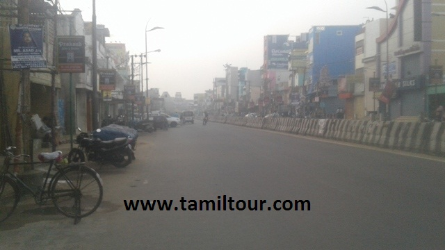 Important places in kanchipuram town