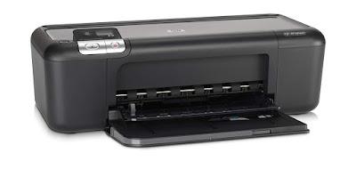 Convenient wireless inkjet printer amongst crimp HP Deskjet D5560 Driver Downloads