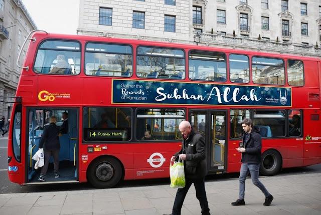 """Ketika Lafazh """"Subhanallah"""" Menyebar di Negara Inggris."""