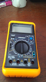 multimeter digital m890C