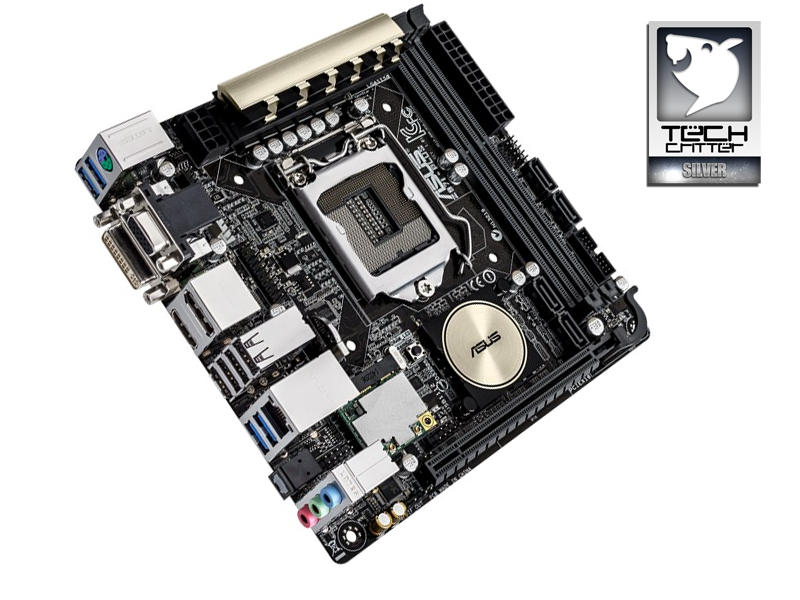 Unboxing & Review - ASUS Z97I-PLUS 210